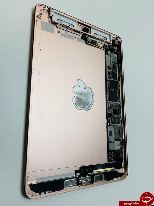 تصاویری از آیپد مینی ۵ در فضای مجازی منتشر شد