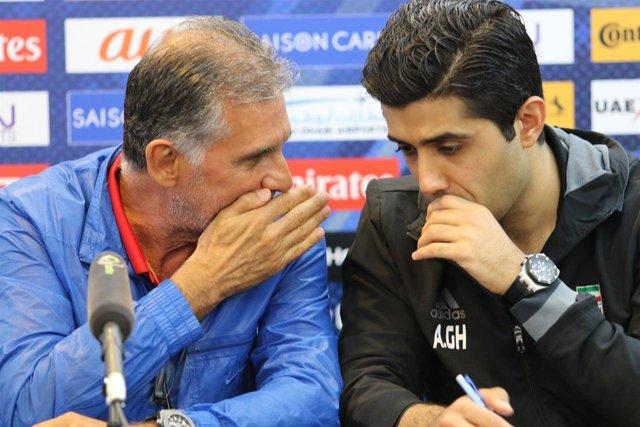 توپ توافق کیروش با کلمبیا به زمین فدراسیون فوتبال و وزارت ورزش افتاد