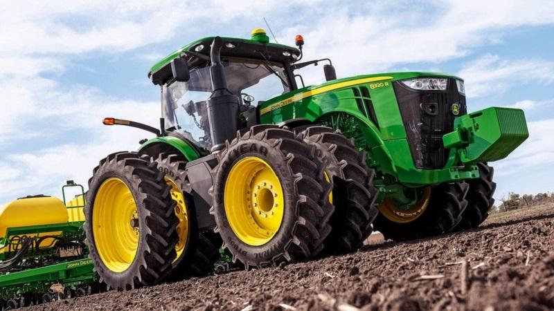 صادرات سالانه ۴ هزار دستگاه تراکتور به بازارهای هدف