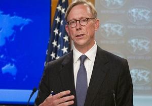 برایان هوک: محدودیت سفر ایرانیان به آمریکا لغو نمیشود