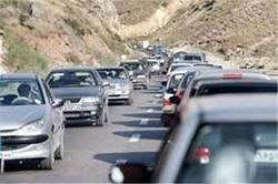 محدودیت ترافیکی مسیر ایلام_صالح آباد ساعت ۱۶ پایان می یابد