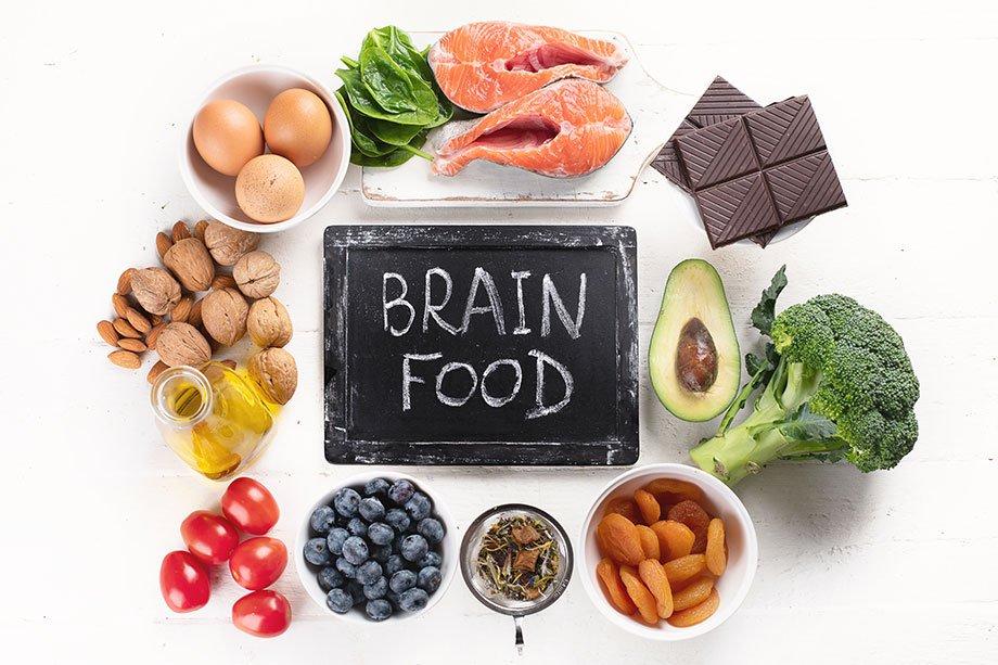 بهترین خوراکیها برای آرامش مغز