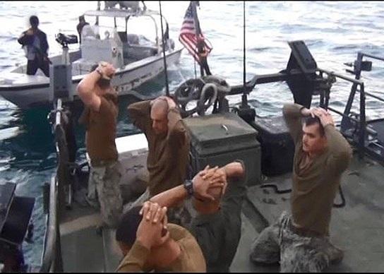 وقتی اشک تفنگدار آمریکایی درآمد