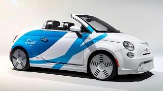 فیات با همکاری هارمن خودروی هوشمند تولید میکند +تصاویر