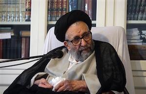 خبر سوم حالات مرحوم قاضی در بیان آیت الله سیدابراهیم خسروشاهی + فیلم