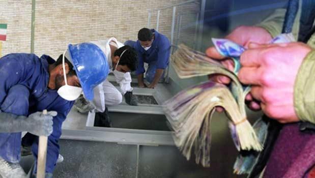 سنوات و عیدی کارگرانی که بیمه نیستند چگونه باید محاسبه شود؟