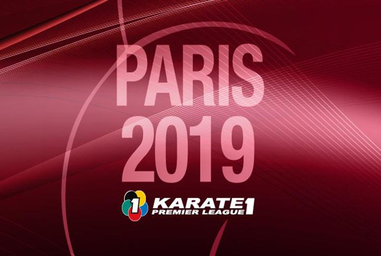 مبارزه ۷۷۶ کاراته کا در تاتامی پاریس