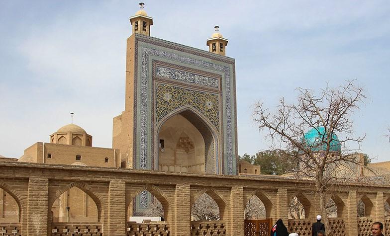شیخ احمد جامی ، گنجینهای در شرق ایران