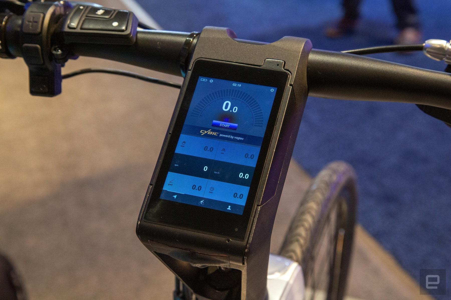 اولین دوچرخه مجهز به دستیار شخصی الکسا +تصاویر