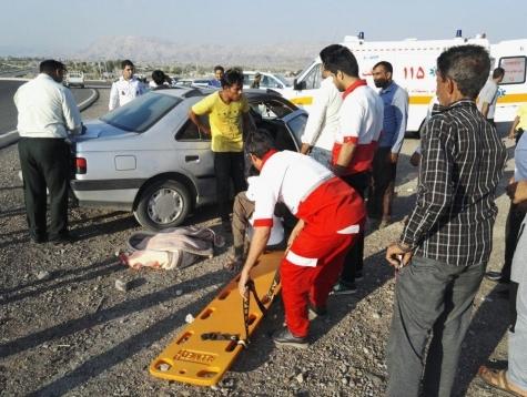 انجام ۲۵ ماموریت امدادی برای ۸۹ نفر حادثه دیده
