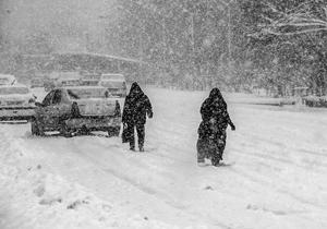 هشدار برای کولاک برف در جادهها و گردنههای کوهستانی