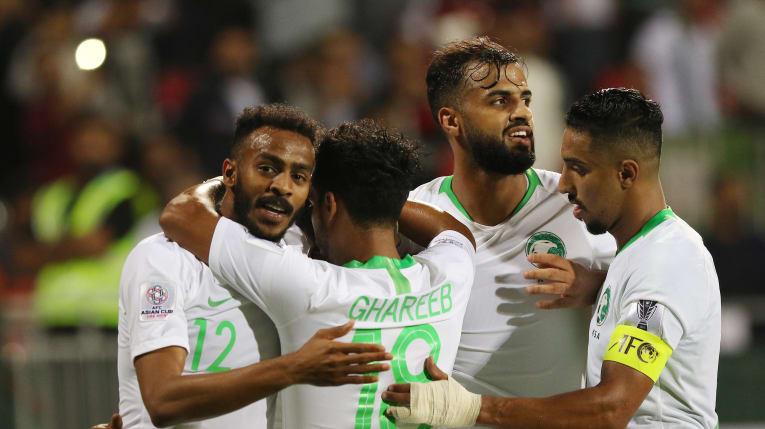 عربستان سعودی یک - لبنان صفر/برتری یک نیمه سعودی ها برابر شاگردان لودویچ