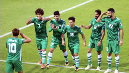 رسانه عراقی: روحیه بازیکنان برای پیروزی مقابل ایران بالا است