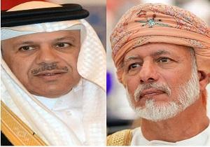سفر غیرمنتظره وزیر خارجه عمان و دبیرکل شورای همکاری خلیج فارس به قطر