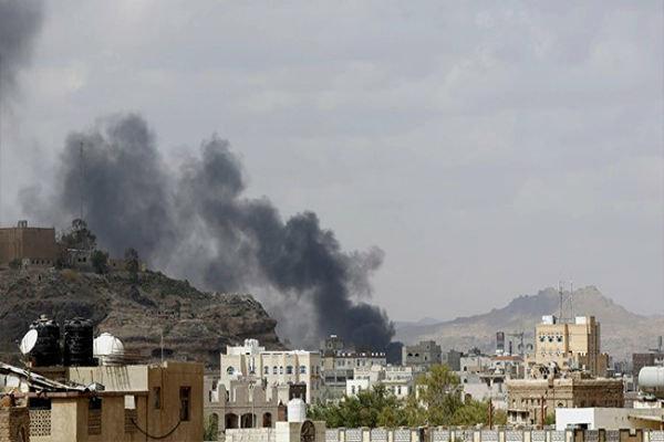 حملات توپخانهای مزدوران ائتلاف سعودی به الحدیده یمن