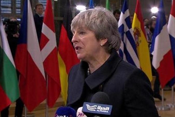نخستوزیر انگلیس: عدم حمایت پارلمان از طرح برکسیت موجب بروز فاجعه برای است