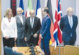 کانال مالی در دست انداز بدعهدی اروپا + صوت