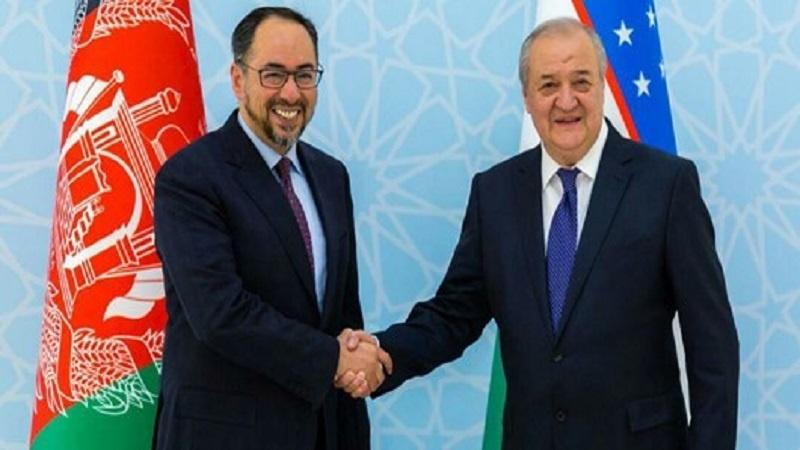 تاکید وزرای خارجه افغانستان و ازبکستان بر لزوم اجماع منطقه ای برای صلح