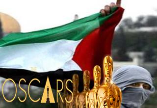 حرکت جسورانه بازیگر هالیوودی به حمایت از فلسطین در مراسم اسکار+ عکس