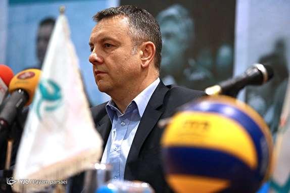 باشگاه خبرنگاران -کولاکوویچ: از ضیایی بپرسید چرا من را نمیخواست/ برنامه فشردهای پیش روی تیم ملی والیبال است