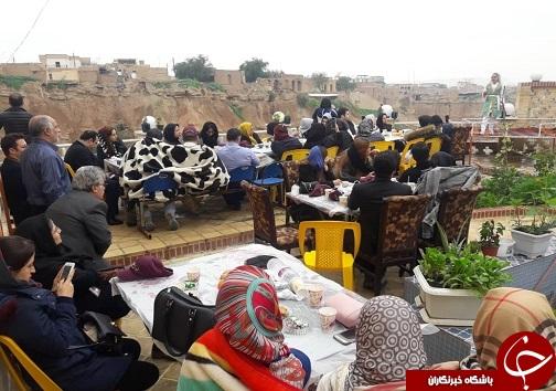 بازدید نمایندگان دفاتر مسافرتی معتبر کشور از جاذبههای گردشگری خوزستان