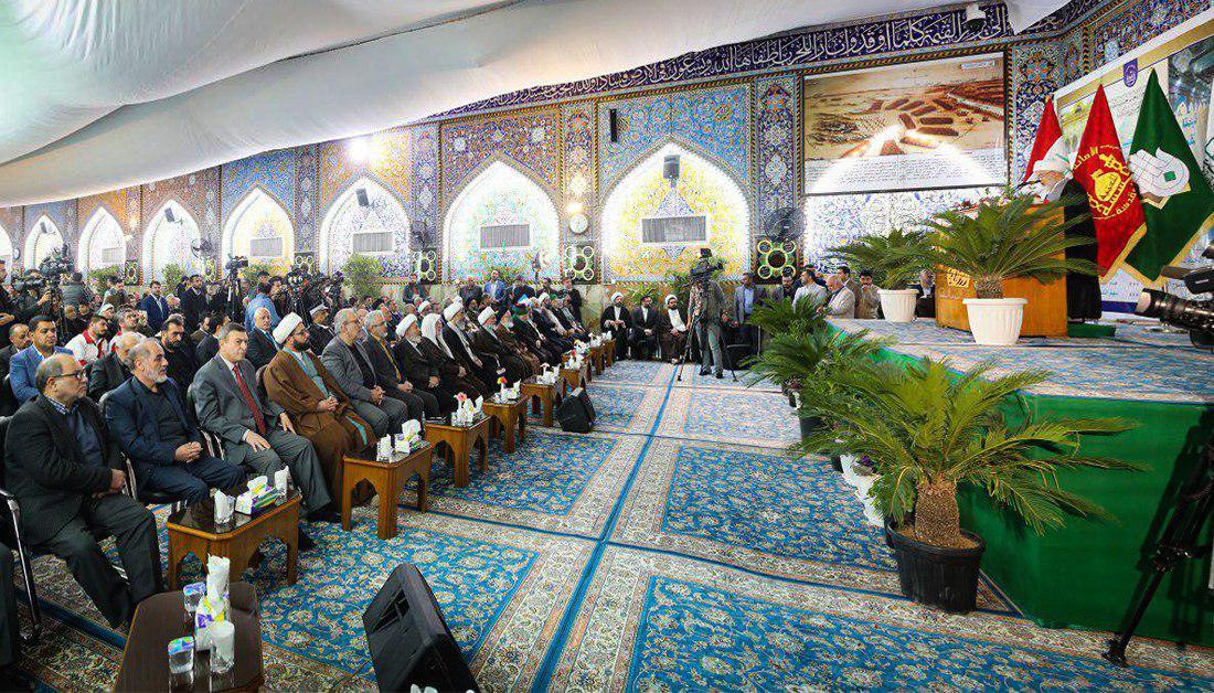 اتمام ساخت چهار نیمضریح خیمهگاه حسینی + عکس