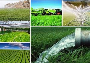 ۲ میلیون هکتار از اراضی کشور به سیستمهای نوین آبیاری مجهز شد