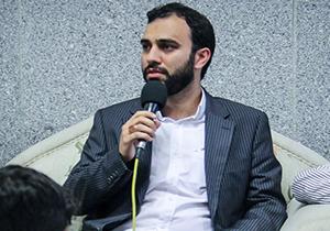 باشگاه خبرنگاران -مداحی سیدمهدی حسینی در جشن میلاد حضرت زینب (س)