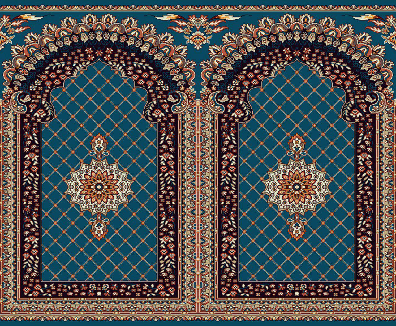 نمایشگاه فرشهای محرابی برگزار میشود