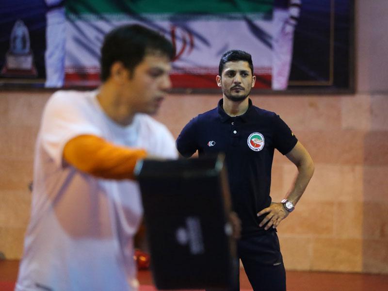 احمدی: ریکاوری مناسب در روز مسابقات جهانی اهمیت بالایی در کسب قهرمانی دارد