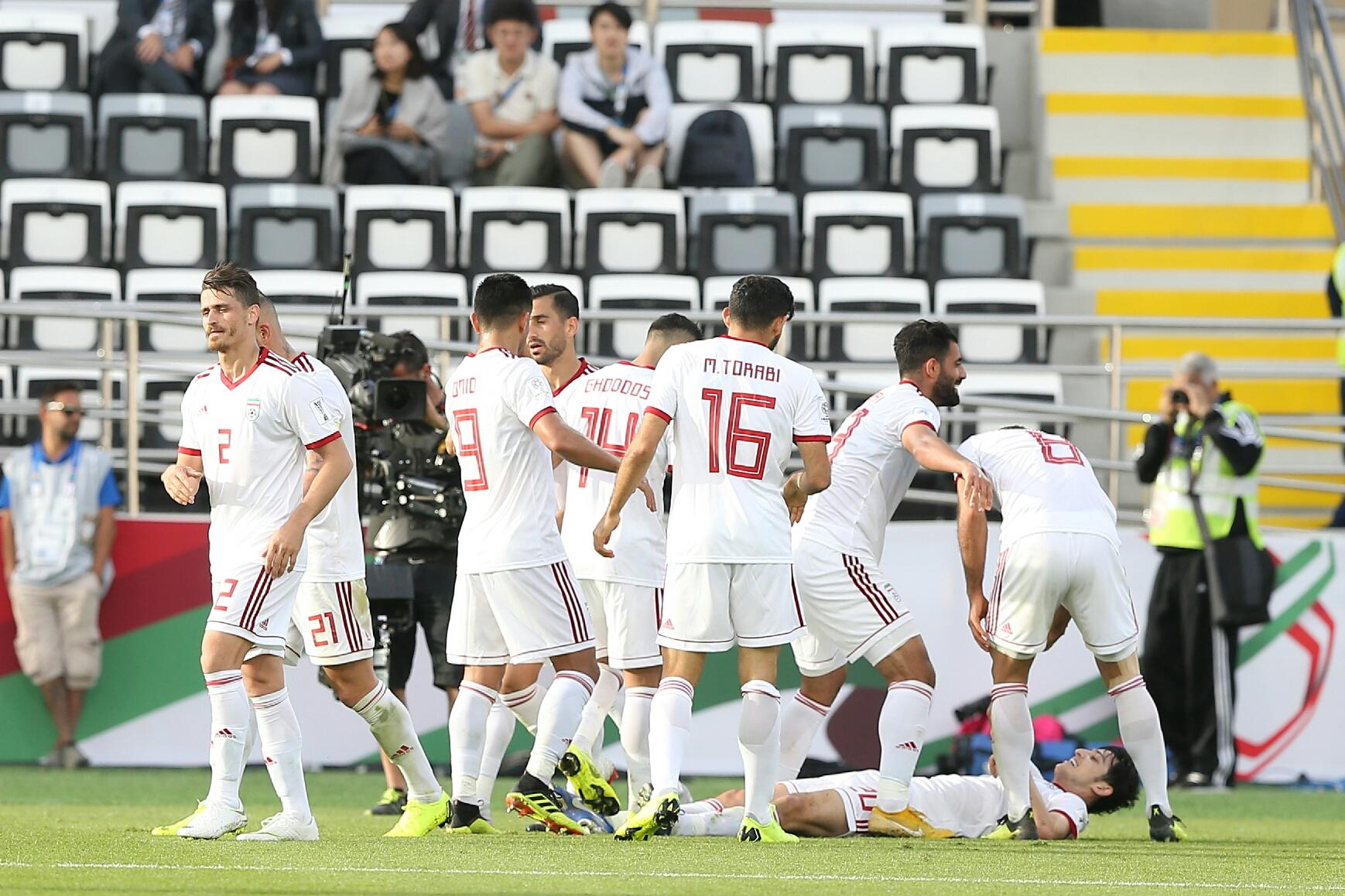 حریف تیم ملی فوتبال ایران در مرحله حذفی جام ملتهای آسیا ۲۰۱۹ کیست؟