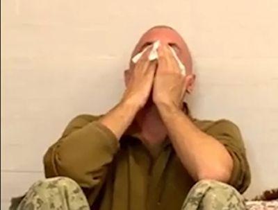 گریه وحشت کماندوهای آمریکایی پس از دستگیری توسط سپاه پاسداران + فیلم