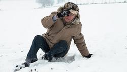 خطرهای زمستانی برای سالمندان