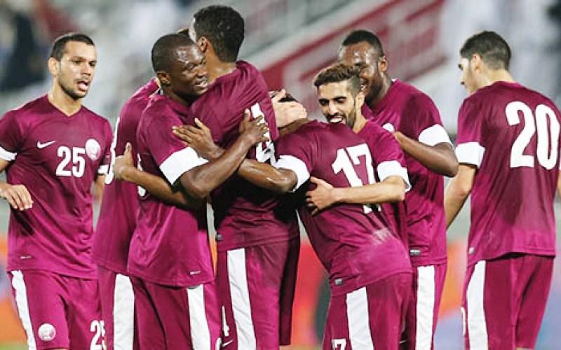 قطر 3- کره شمالی صفر/ پایان نیمه اول