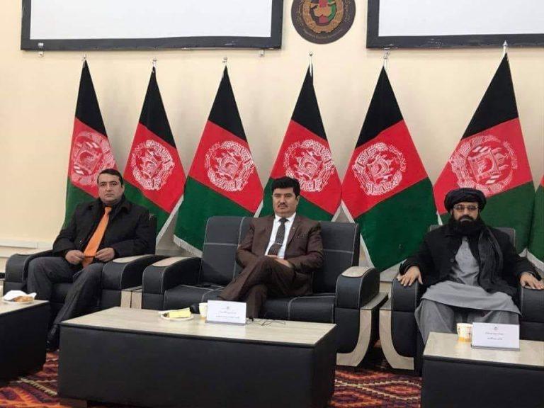 چهارمین نامزد انتخابات ریاست جمهوری افغانستان ثبت نام کرد