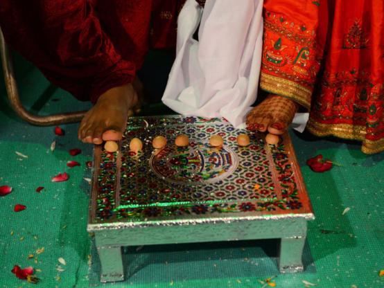 منحصربفردترین مراسمهای عروسی در سراسر دنیا + تصاویر