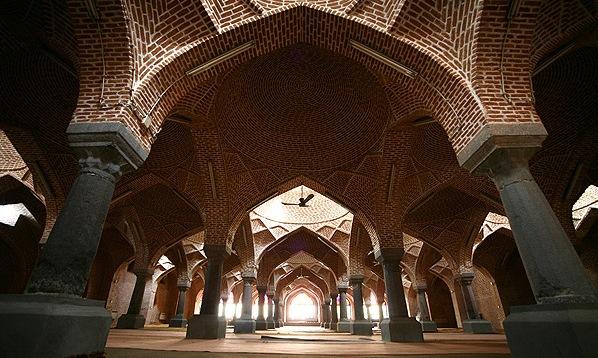 مسجد جامع همدان را بیشتر بشناسید