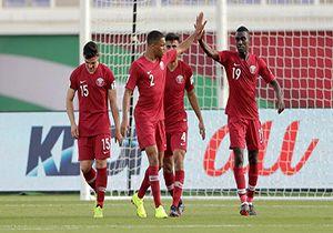 خلاصه بازی قطر و کره شمالی در ۲۳ دی ۹۷ + فیلم