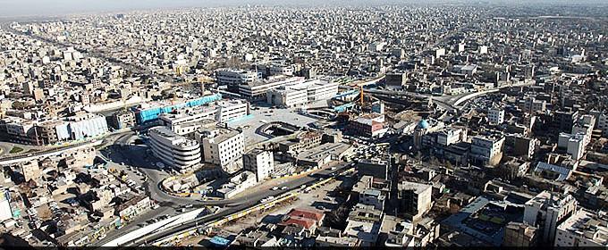 شرایط حریم کلانشهر مشهد در حال تعلیق است.