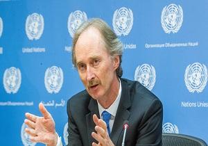 نماینده جدید سازمان ملل در امور سوریه به دمشق سفر میکند