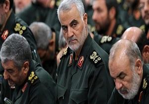 واکنش مقام نظامی رژیم صهیونیستی به طرح ترور سردار سلیمانی