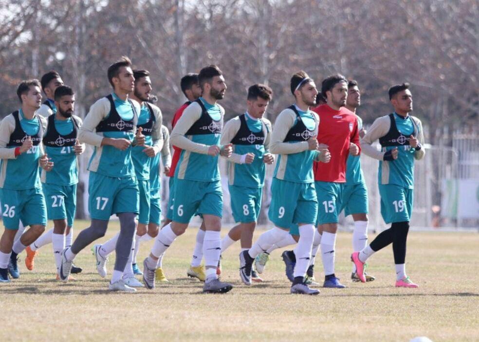تیم ملی فوتبال امید ایران با پرسپولیس بازی نمیکند