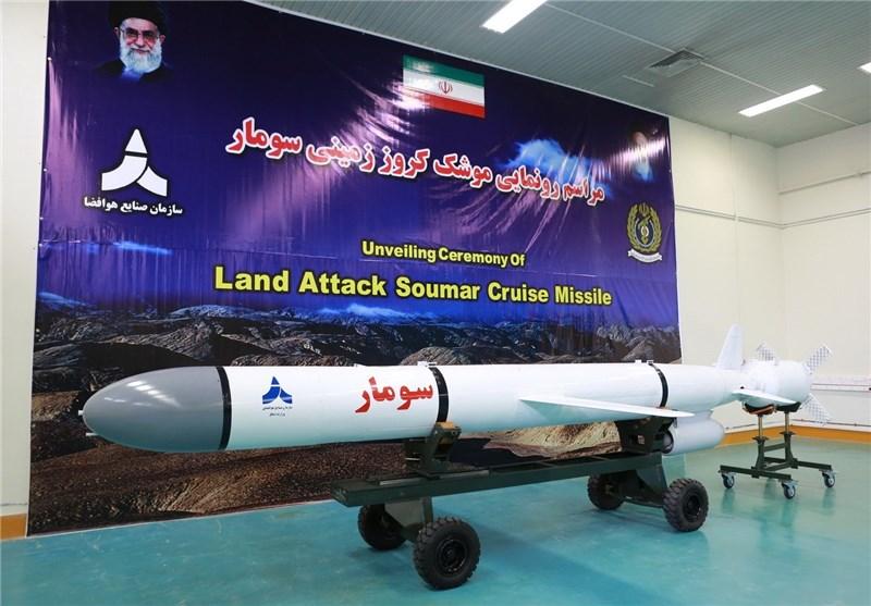 موشک سومار تحویل سپاه میشود/ ارتقاء تانکهای T-۷۲S به کرار