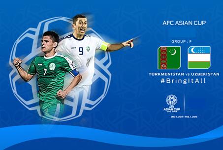 ازبکستان ۴ - ترکمنستان صفر/ شاگردان هکتور کوپر پیروز نیمه نخست