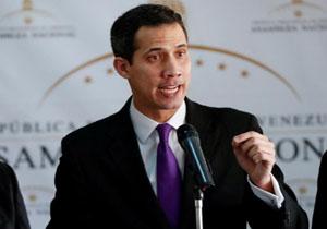 بازداشت کوتاهمدت رئیس پارلمان ونزوئلا