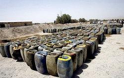 کشف ۱۴ هزار لیتر سوخت قاچاق در دالاهو