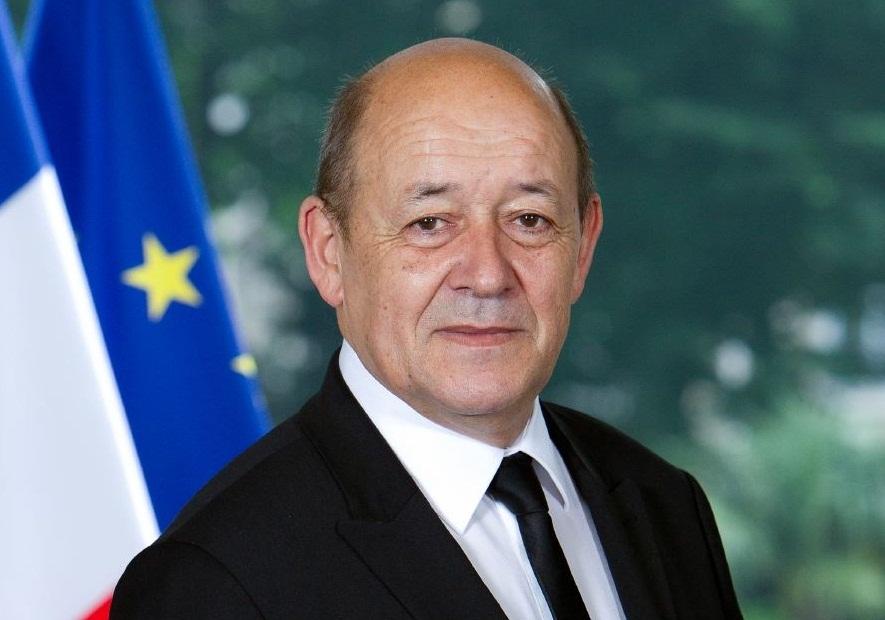 وزیر خارجه فرانسه امروز به بغداد میرود