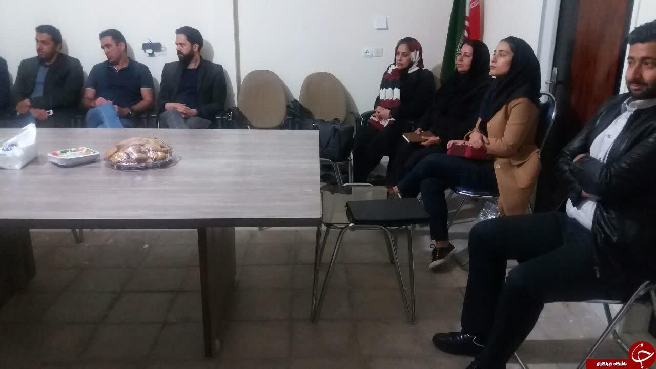 ۱۴ انتصاب در هیئت تنیس استان کرمان