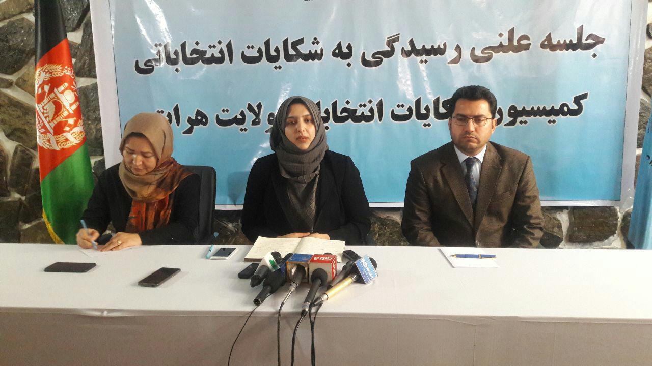 بیش از ۱۴ هزار رای تقلبی در «هرات» باطل شد