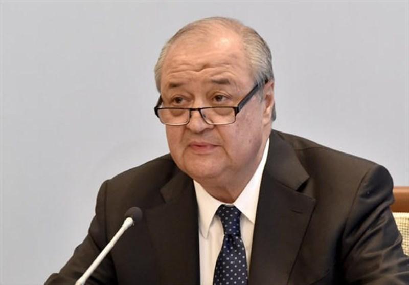 تاکید وزیر خارجه ازبکستان بر مذاکره مستقیم طالبان با دولت افغانستان